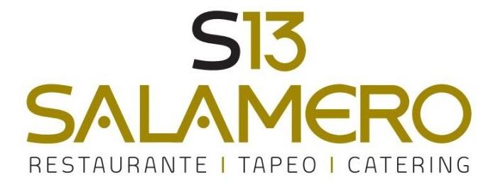 Restaurante Salamero13 Logo